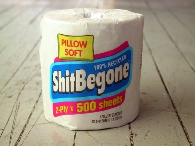 Bizarrely Named Products. Part 2