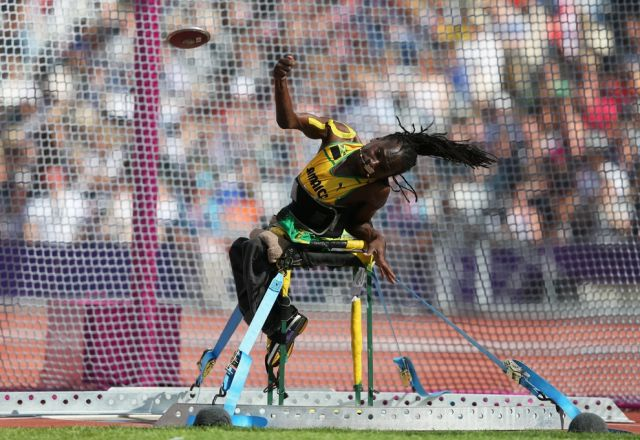 The Inspirational Moments of the London 2012 Paralympic Games