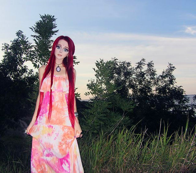 Yet Another Real-Life Anime Doll – Now from Ukraine