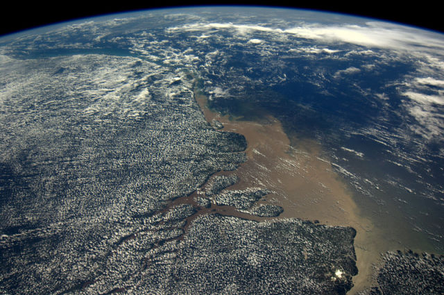 Fabulous Pictures of Our Earth Taken by the Astronaut. Part 2