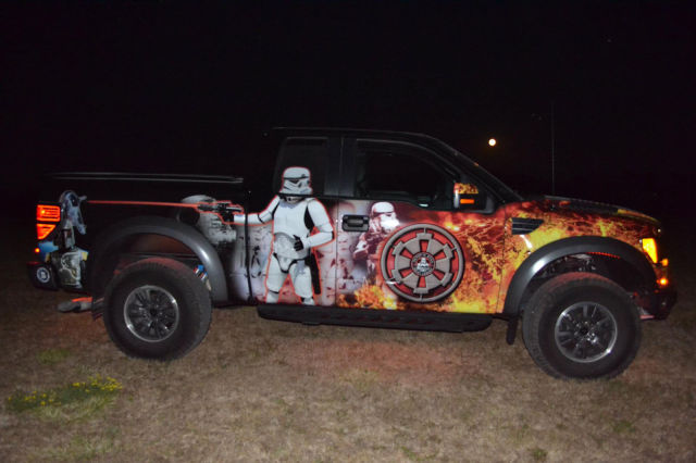 Ford Truck for Star Wars Superfan