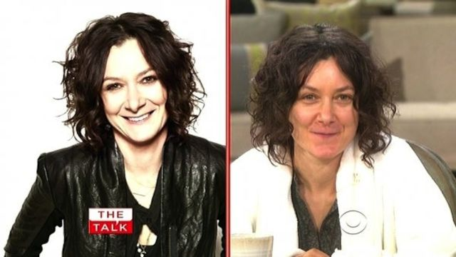 """The Talk"" Hosts With No Makeup"