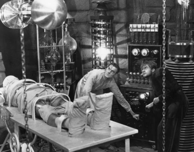 Behind the Scenes of the Classic Frankenstein Films