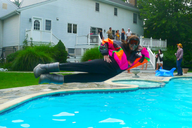 The Funniest Leisure Dive Pics