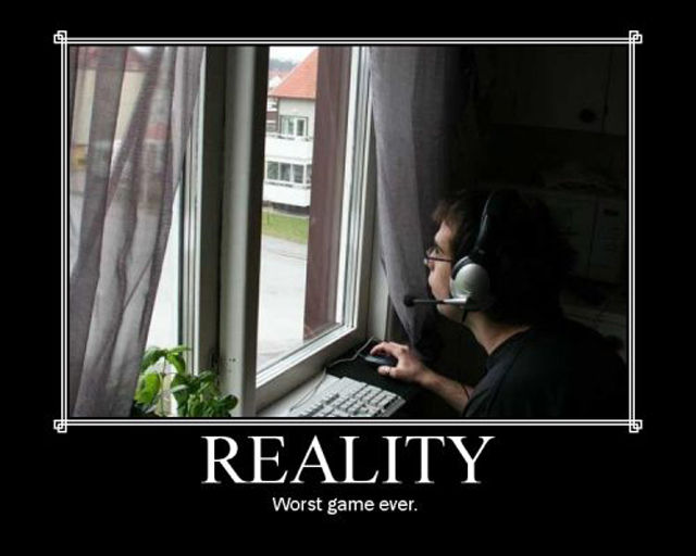 That Funny World of Gaming