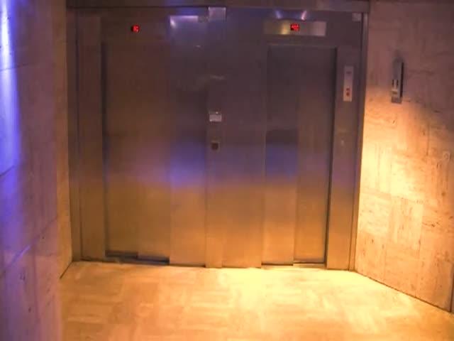 Godfather Elevator Prank