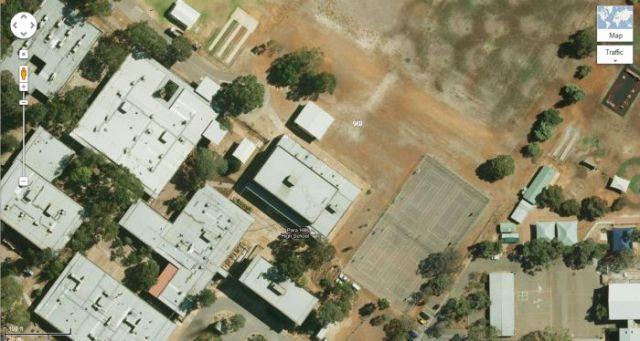 """Australian Kids """"Mark"""" Their School for Google Earth"""