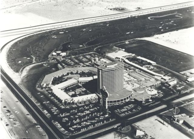 Las Vegas from the '60s till Now