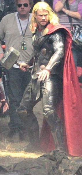 On the Set of Thor 2