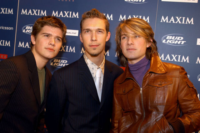 Hanson over the Years