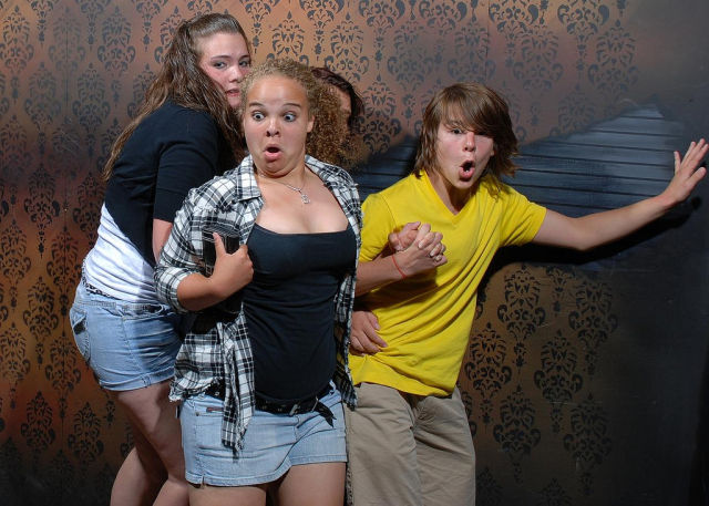 Haunted House That Will Scare You to Death. Part 2
