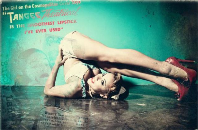 Retro Loveliness with Modern Pin-Up Girls