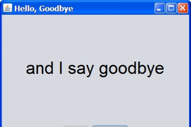 Saying Goodbye to Co-Workers Once and for All