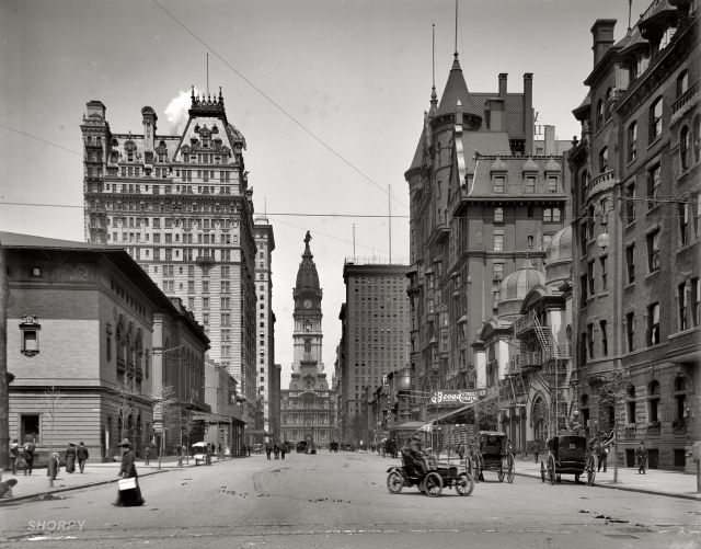 American Cities in the Early 20th Century