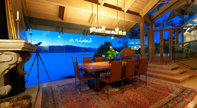 Fabulous Waterfront House in West Vancouver