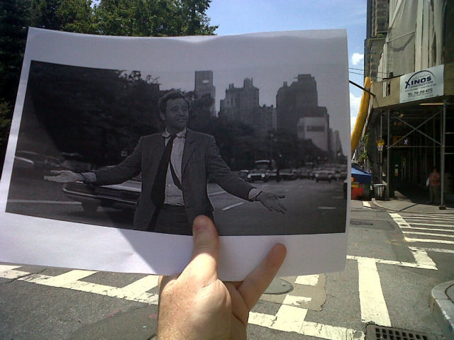 Movie Scenes Meet Their Real-Life Locations. Part 2