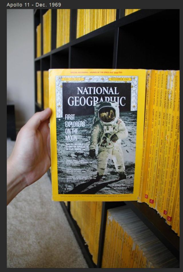 90 Years of National Geographic