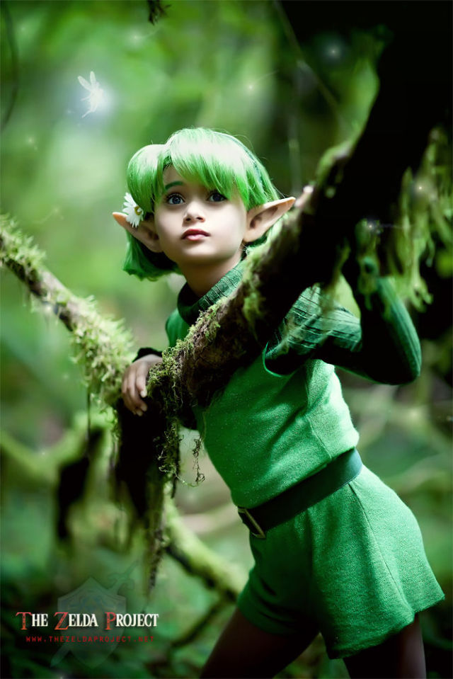 Really Cool Legend of Zelda Cosplay