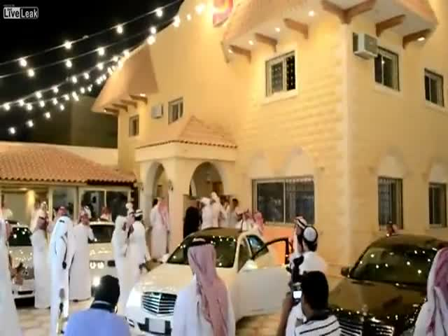 Saudi Weddings Are… Different