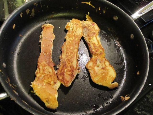 Bacon Pancake Will Make You Drool