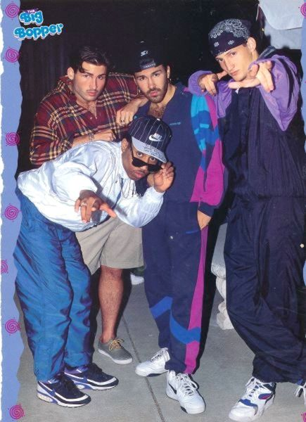 Boy Bands You Might Have Completely Forgotten About