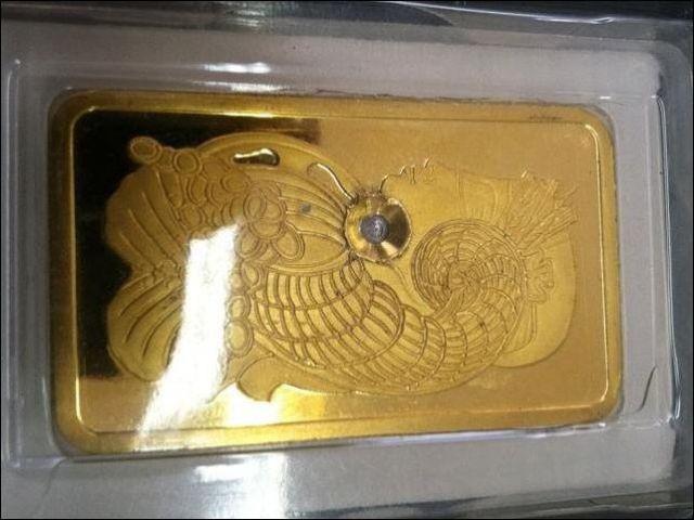Fake Gold Bullions 4 Pics Izismile Com