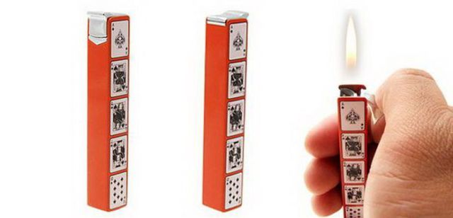 Original and Inventive Lighters