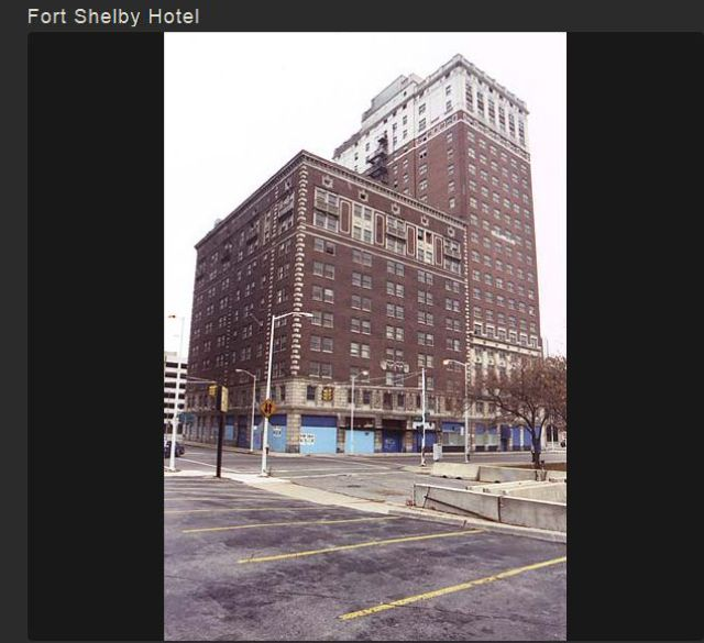 Abandoned Landmarks of Detroit