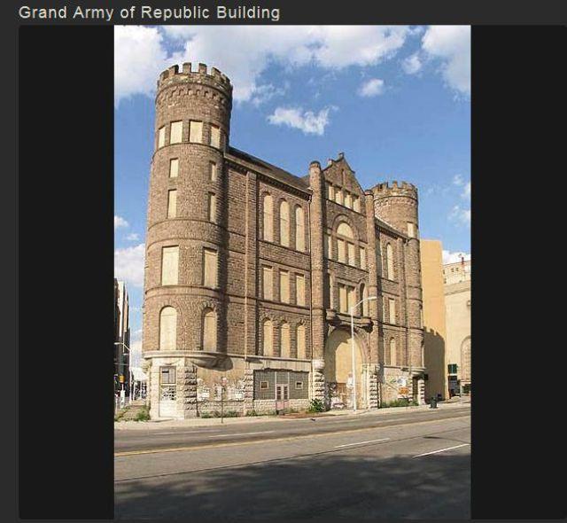 Abandoned Landmarks of Detroit