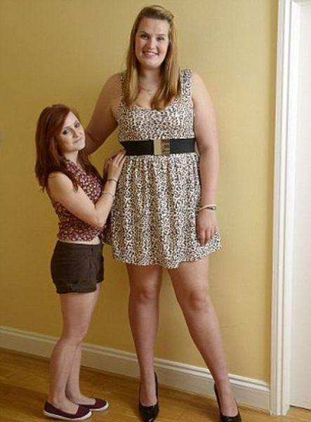 4 Foot girl
