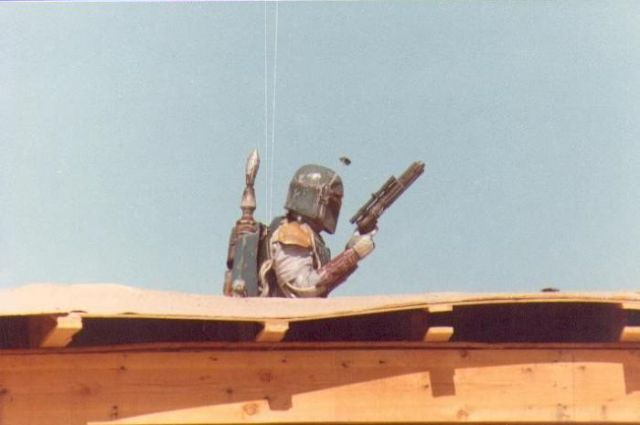 Behind the Scenes of Star Wars Episode VI: Return of the Jedi