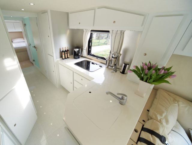 The World's Most Luxurious Motorhome