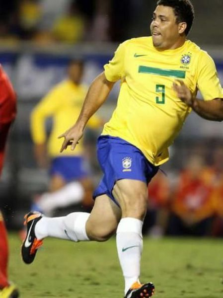Ronaldo Struggles for Weight Loss