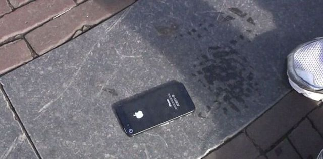 Simple But Funny iPhone 5 Prank