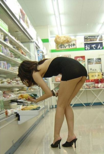 Yet Another Awesome Dress Spotted in Chinese Supermarket