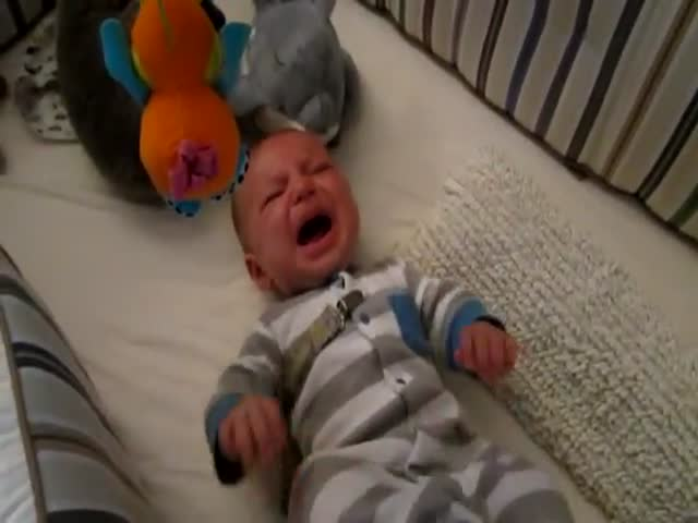 How to Calm a Crying Baby with Star Wars