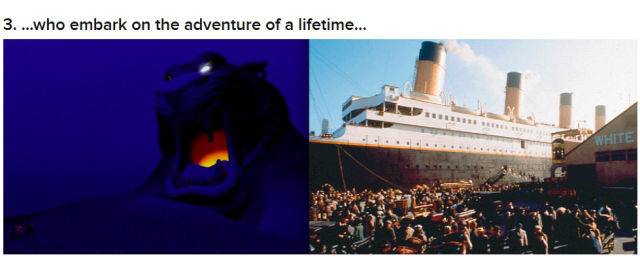 """Aladdin"" and ""Titanic"" Are Actually One and The Same Film"