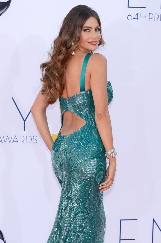 That Dress Was Too Tight for Sophia Vergara
