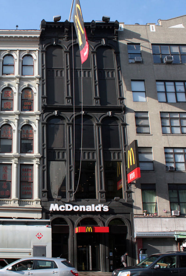 The World's Most Unusual McDonald's Locations