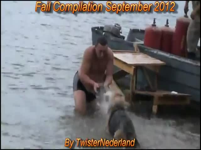 Compilation of September Fails