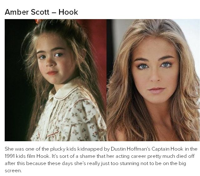 Kid Actresses of the '90s That Became Really Hot