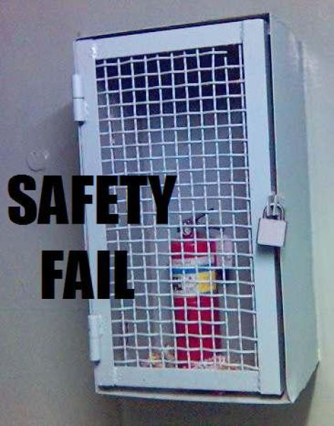 """Safety First"" Means Nothing to Them"