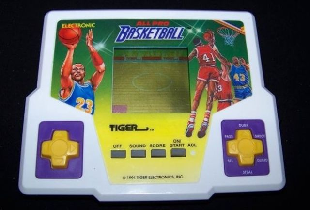 Don't You Miss These Electronic Handheld Games?