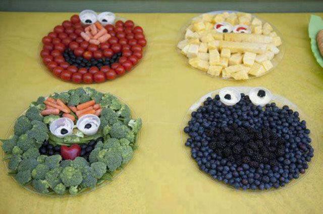 Food Art, Kind Of. Part 2