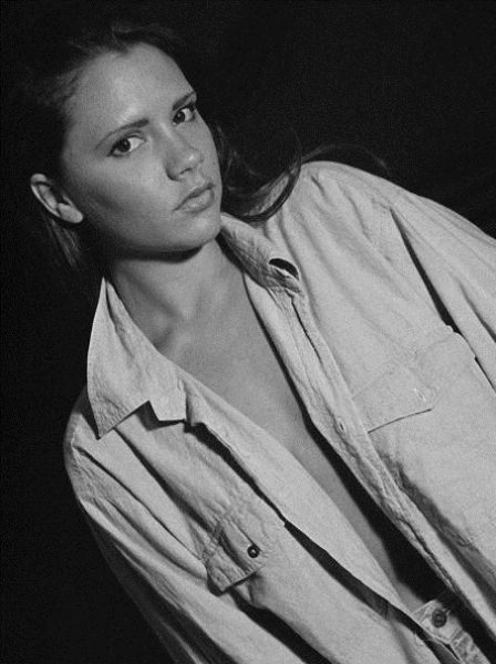 Victoria Beckham When She Was 18