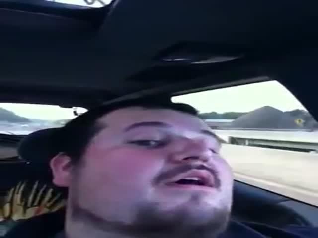 Sleepy Driver Scare Prank