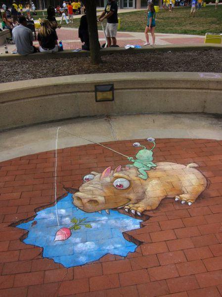 Cute Sluggo Street Art