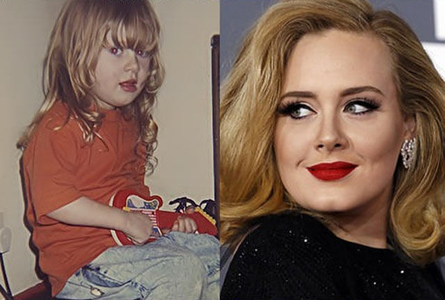 How Celebs Change Over Time