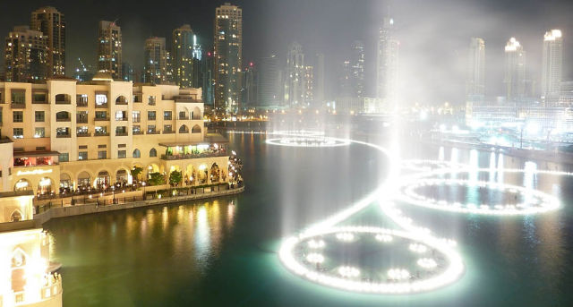 Marvelous Dubai Fountain