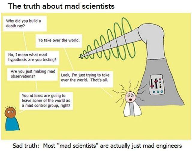 science jokes funny clever izismile